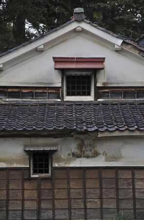 old houses: Echizen three countries and old houses