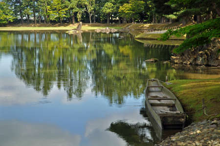 prefecture: Iwate Prefecture Hiraizumi-Mts-ji Oizumi pond