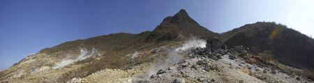 panoramas: Dainietani scree Panoramas Stock Photo