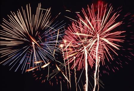 disturbance: Fireworks disturbance out