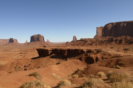 plateau point: Best point of John Ford director of Monument Valley