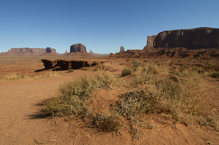 plateau point: John Ford point of Monument Valley