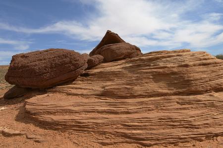 바위 언덕