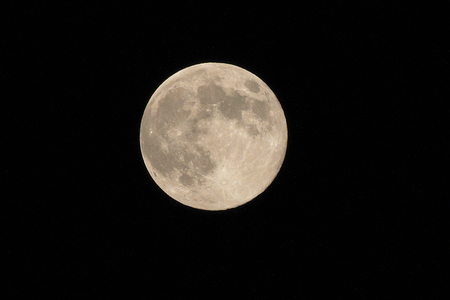 See the moon moon moon of this month 스톡 콘텐츠