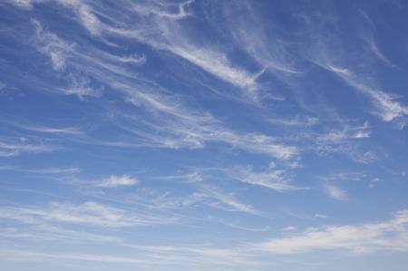巻雲、放棄クラウドとも呼ばれます 写真素材