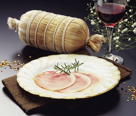 boneless: Grilled Nunomaki boneless ham
