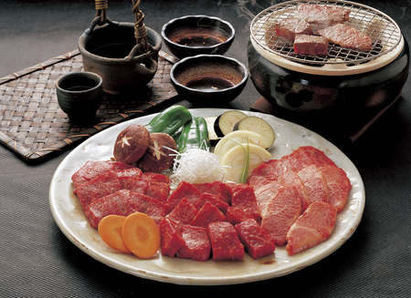 roast meat: Yonezawa beef roast
