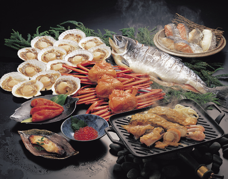 promptly: North of the seafood platter