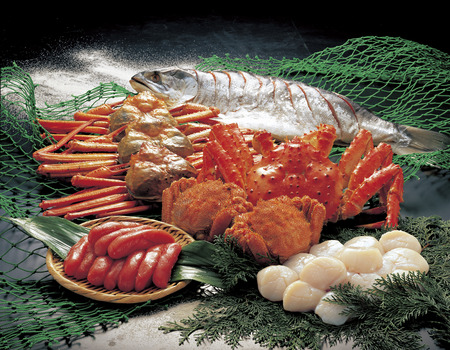 seafood platter: North of the seafood platter
