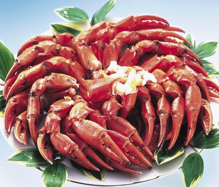 omar: Omar lobster claw