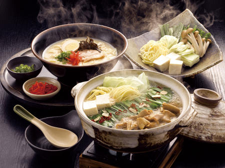 Taste of Hakata Фото со стока