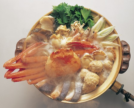 crab pot: Red Snow seafood pot