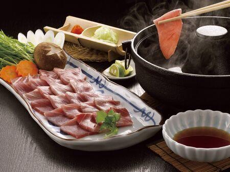 Natural southern bluefin tuna belly Minabe