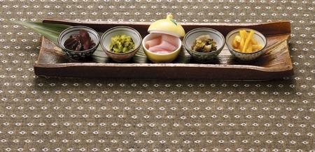 pickles: encurtidos de Kyoto Foto de archivo