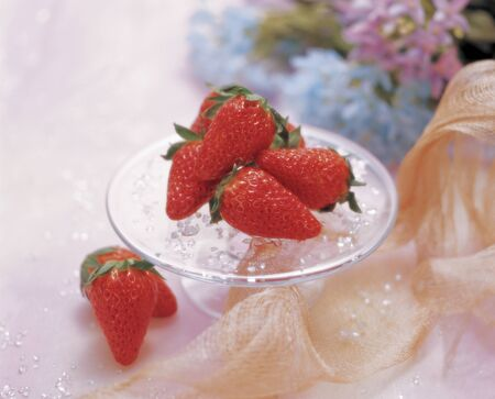 whether: Sachi whether strawberries
