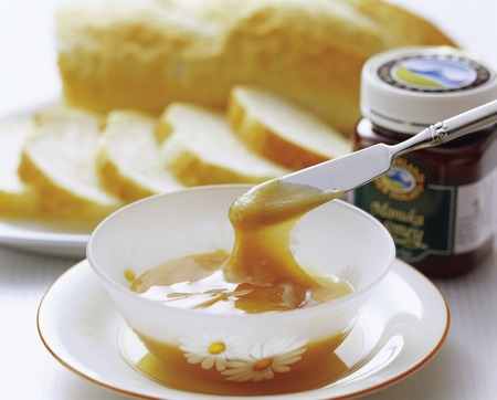Manuka honey 版權商用圖片
