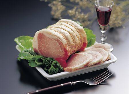 berkshire: Berkshire pig roast ham