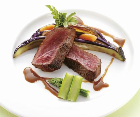 fillet steak: Beef fillet steak