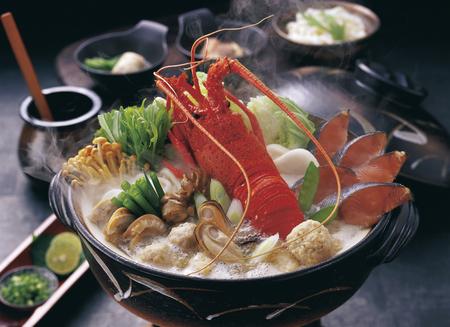 伊勢海老海鮮鍋