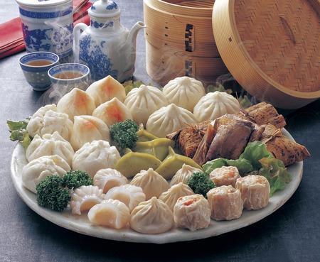 dim sum: Chinese Dim Sum