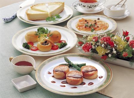 king salmon: Gourmet party set