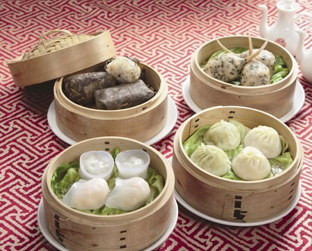 Dim Sum Dim Sum Stock Photo