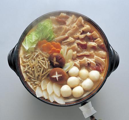 stew: Peony stew