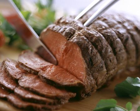 Roast beef Zdjęcie Seryjne - 46245337