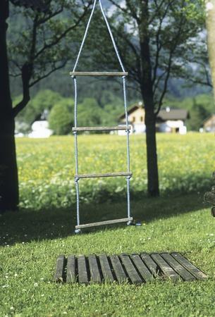playground equipment: Grassland of playground equipment