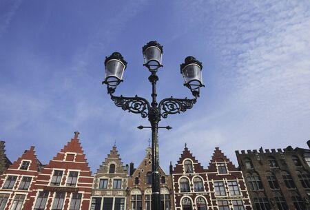 streetlights: Streetlights of Grand Place Square