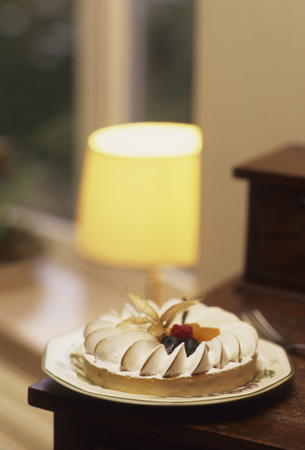 delectable: Whole cake