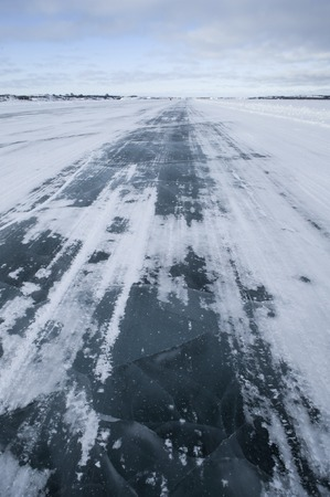slave: Ice Road of Great Slave Lake