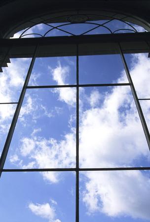 ten empty: Large windows