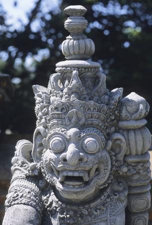 インドネシアの守護神 写真素材