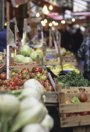 greengrocer: Greengrocer market