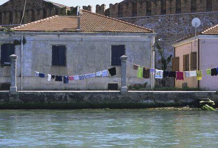 waterways: Apartments and laundry of waterways