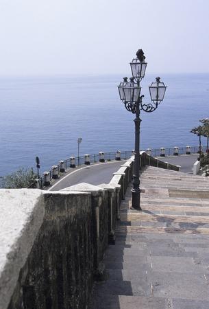 streetlight: Seaside streetlight