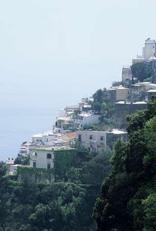 positano: Cityscape of Positano