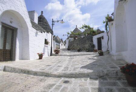 trulli: The Trulli of Alberobello