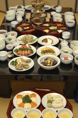 korea food: Korea food