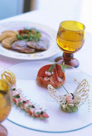 omar: Omar shrimp appetizer Stock Photo