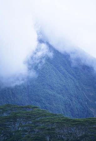 mountainside: Mountainside in Moorea