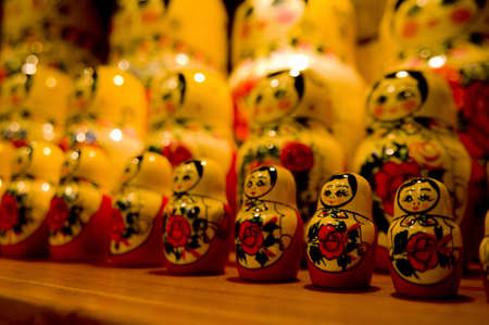 limbless: Matryoshka dolls
