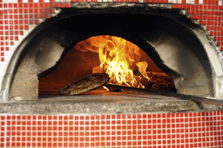 baked: Pizza baked