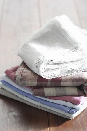 handkerchief: Linen and handkerchief