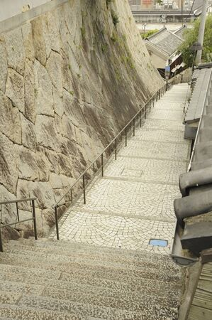 trilogy: Onomichi of stone steps