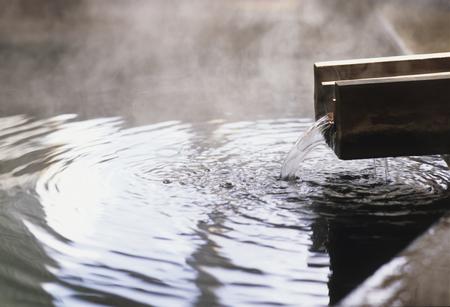 Hot water Фото со стока