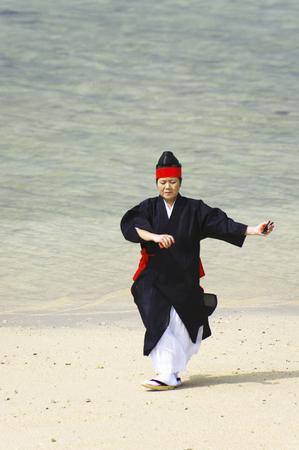 ryukyu: Ryukyu dance