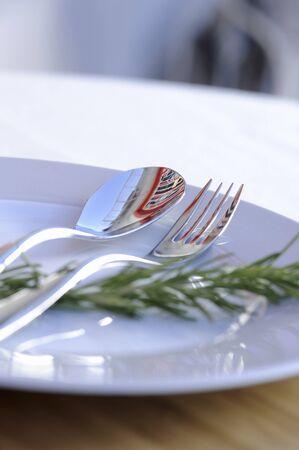 dishcloth: Cutlery