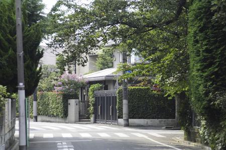 residential: Denen-Chofu residential